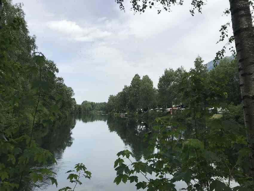 Oberaudorf See - hier der Einödsee