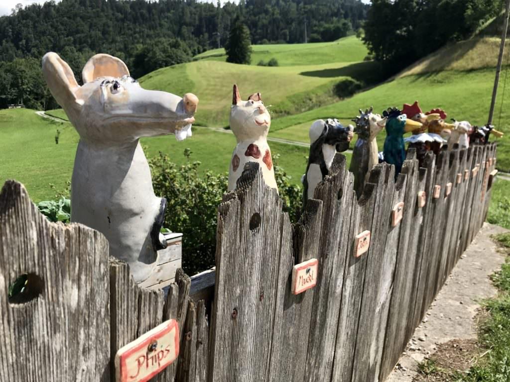 Hocheck Oberaudorf wandern - am Sagenweg