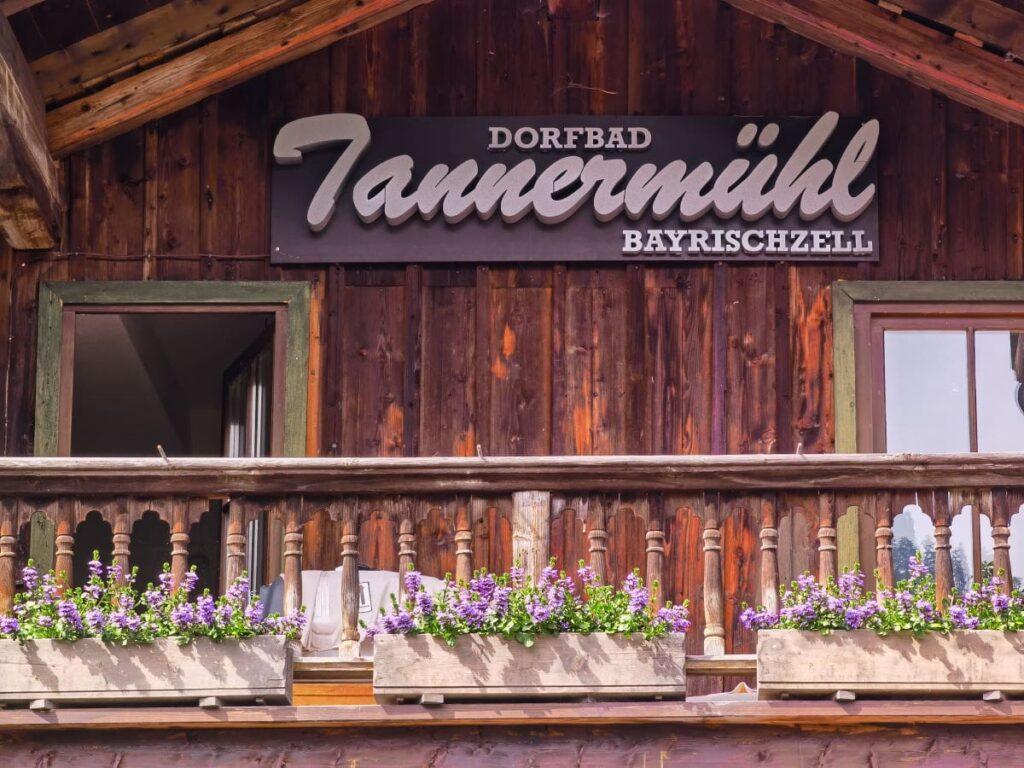Das Dorfbad Tannermühl